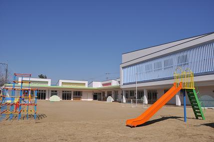 竜王東保育園