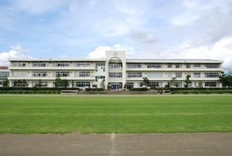 竜王西小学校