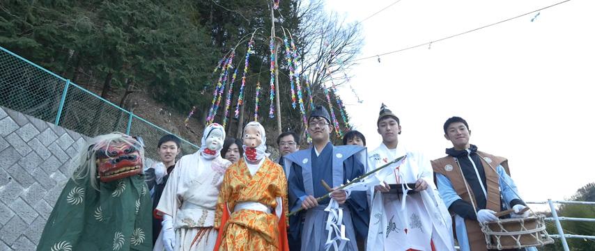 甲斐市の魅力(伝統・文化編)