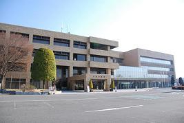 甲斐市役所 竜王庁舎