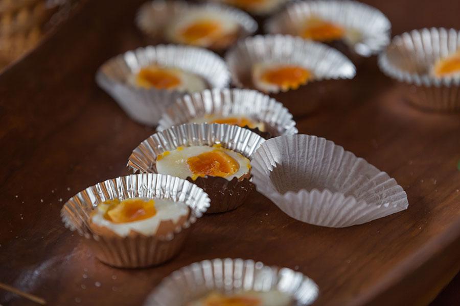 生でも、茹でても、お菓子やマヨネーズに加工しても、味わいが違うオーガニック卵